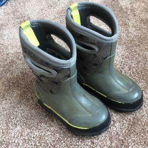 Boy Bog boot 7